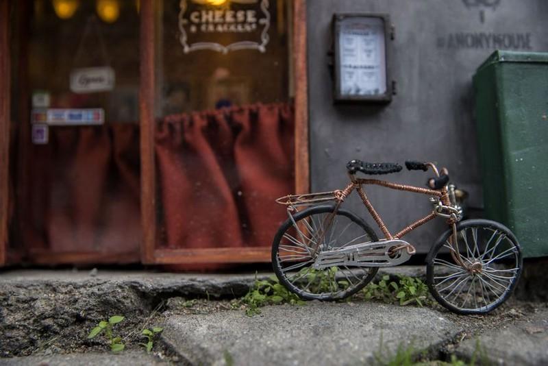 Ngộ nghĩnh những ngôi nhà chuột trên phố Thụy Điển - ảnh 4