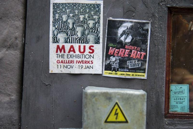 Ngộ nghĩnh những ngôi nhà chuột trên phố Thụy Điển - ảnh 3