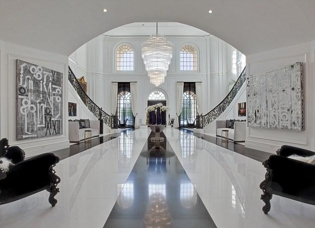 Beckham chi 160 triệu USD để tậu biệt thự trong mơ? - ảnh 3