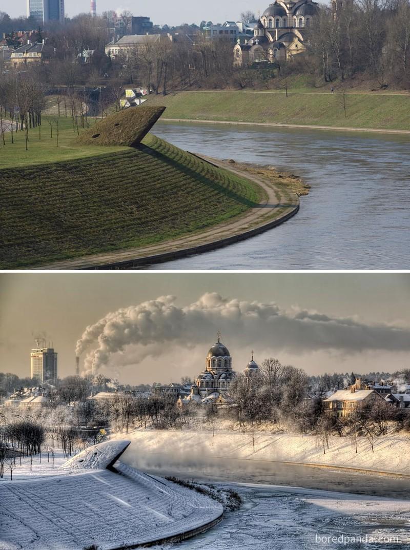 Chùm ảnh: Mùa đông đã biến đổi thế giới như thế nào? - ảnh 6