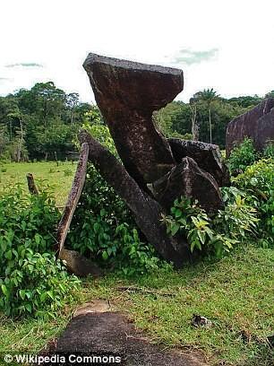 Bí ẩn 'thánh địa đá' giữa rừng Amazon - ảnh 3