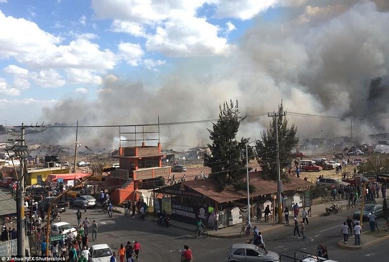 Cảnh hoang tàn sau vụ nổ pháo bông làm 26 người chết - ảnh 5