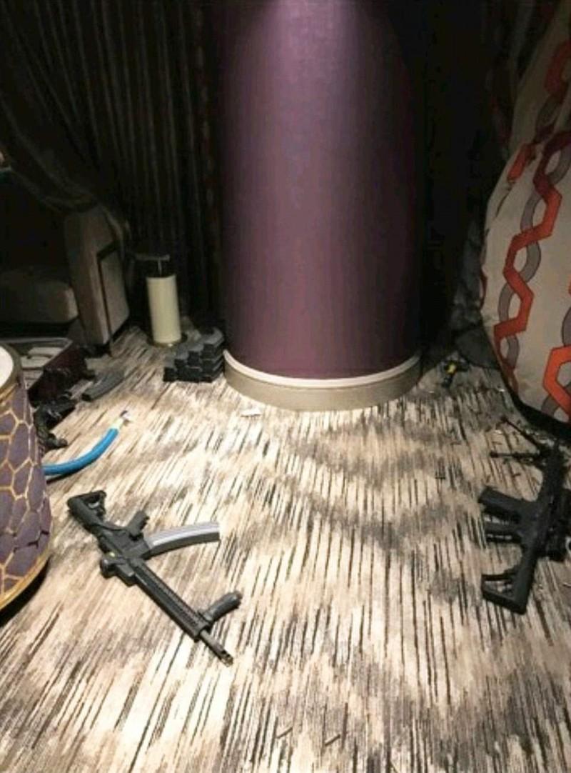 Cảnh tượng hãi hùng phòng riêng 'hung thần' Las Vegas - ảnh 2