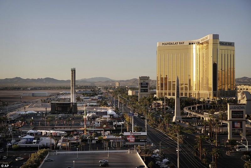 Cảnh tượng hãi hùng phòng riêng 'hung thần' Las Vegas - ảnh 6