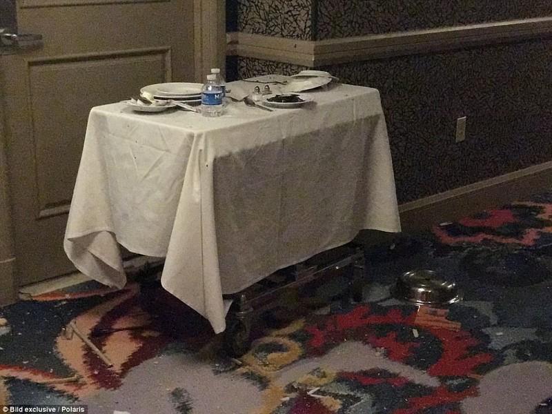 Cảnh tượng hãi hùng phòng riêng 'hung thần' Las Vegas - ảnh 3