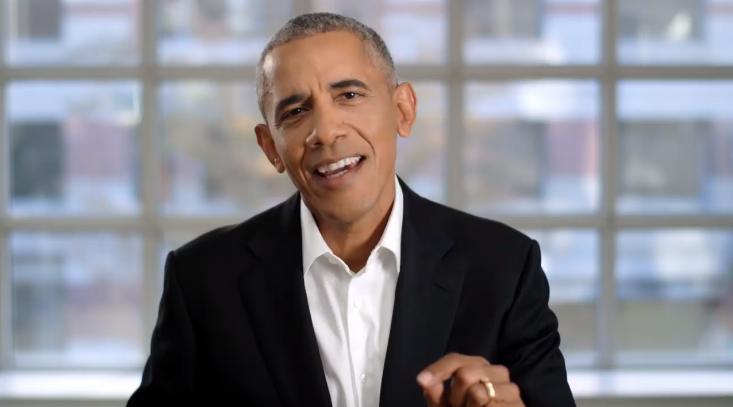 Lãng mạn clip ông Obama làm tặng vợ kỷ niệm 25 năm - ảnh 1