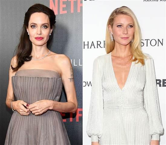Angelina Jolie tố cáo từng bị ông trùm Hollywood gạ gẫm - ảnh 1