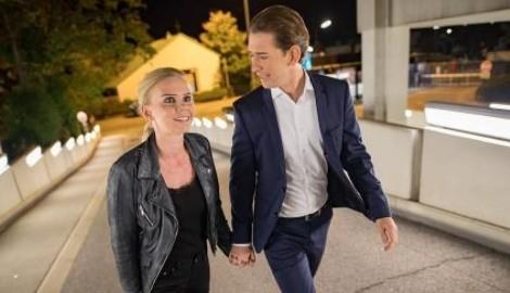 Bạn biết gì về người yêu của lãnh đạo trẻ nước Áo? - ảnh 4