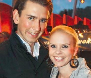 Bạn biết gì về người yêu của lãnh đạo trẻ nước Áo? - ảnh 1