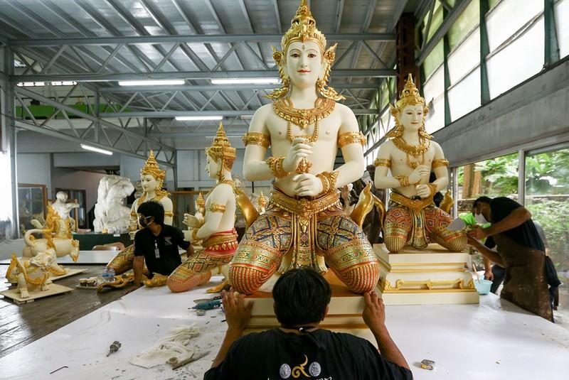 Đài hóa thân cố vương Thái: Quy mô 3 năm, 10 tháng xong - ảnh 5