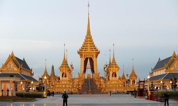 Đài hóa thân cố vương Thái: Quy mô 3 năm, 10 tháng xong - ảnh 1