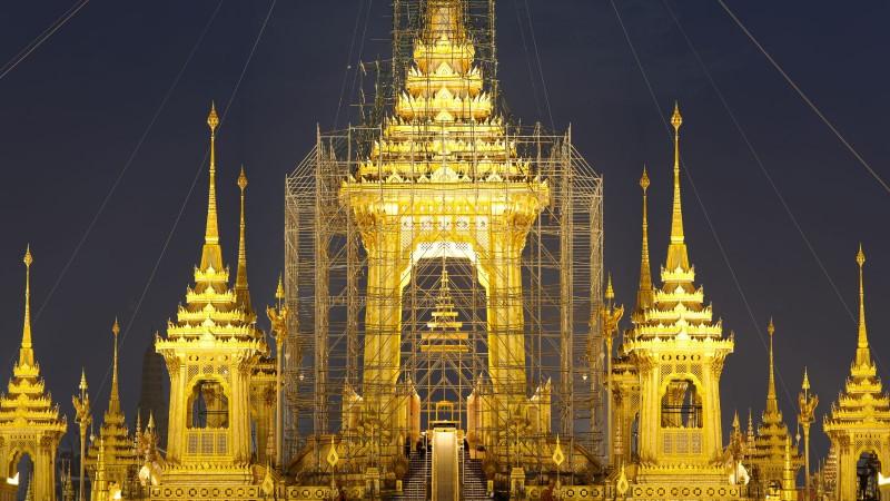 Đài hóa thân cố vương Thái: Quy mô 3 năm, 10 tháng xong - ảnh 3