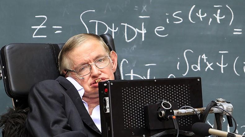 Luận án tiến sĩ của Stephen Hawking gây 'sập' mạng - ảnh 1