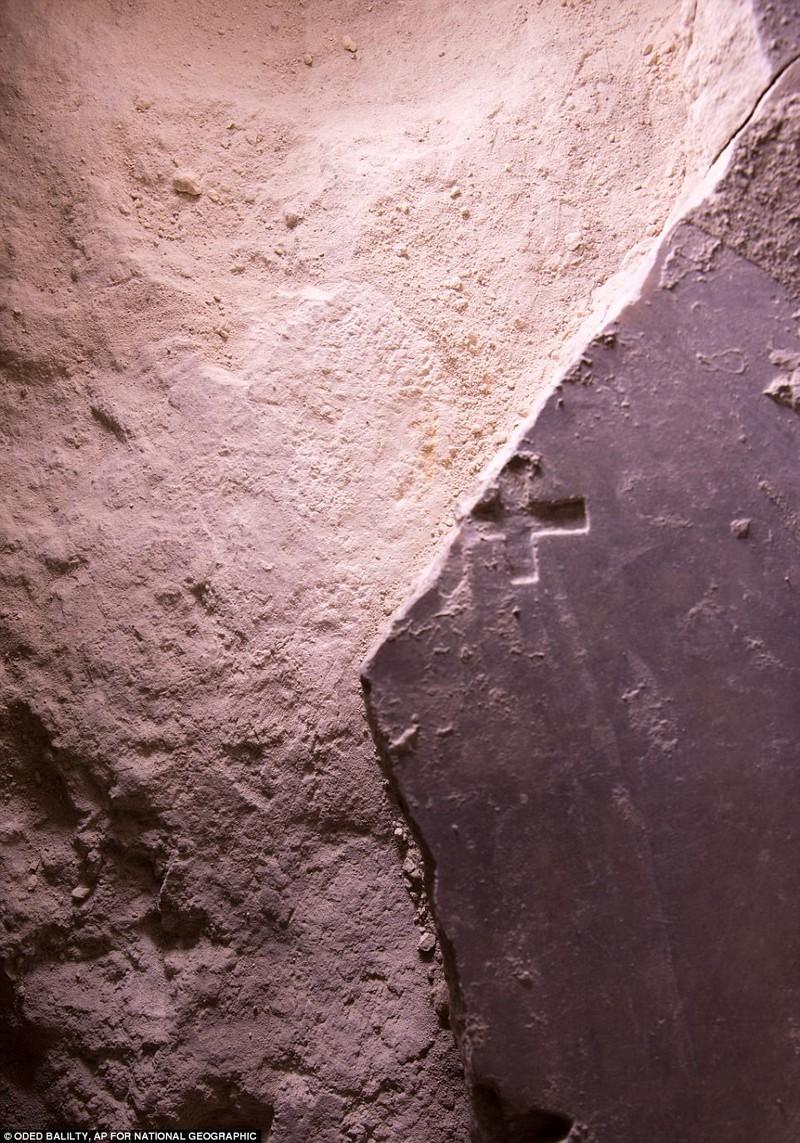 Thêm hé lộ mới về 'hầm mộ' của Chúa Jesus - ảnh 2