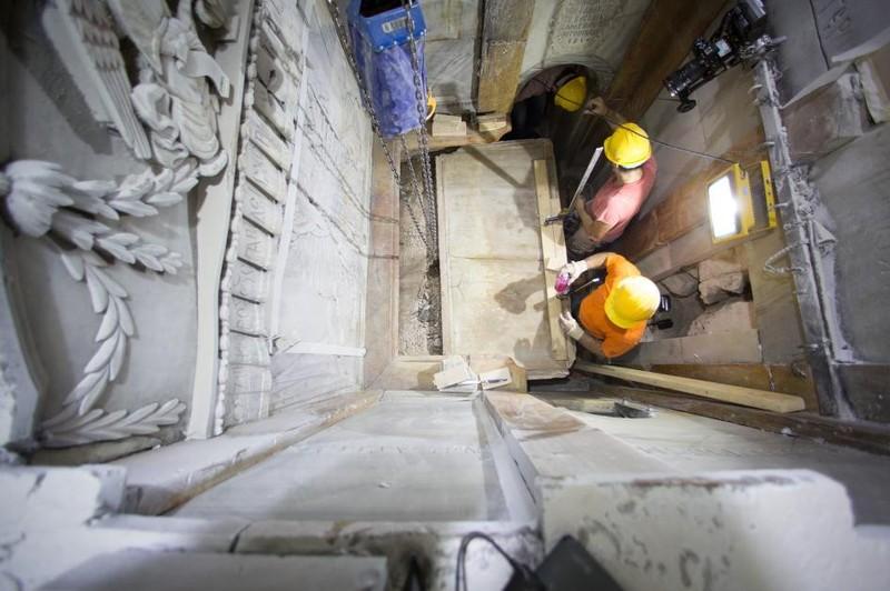 Thêm hé lộ mới về 'hầm mộ' của Chúa Jesus - ảnh 3