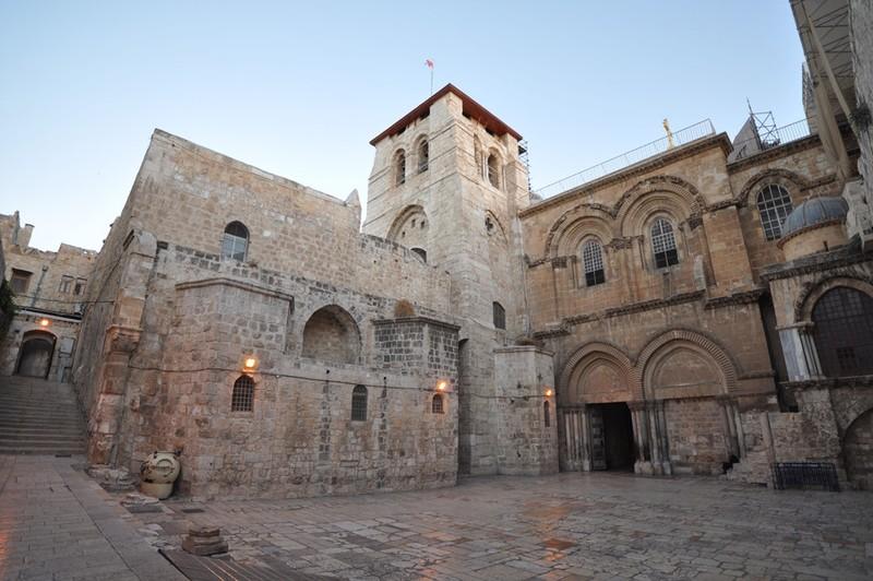 Thêm hé lộ mới về 'hầm mộ' của Chúa Jesus - ảnh 4