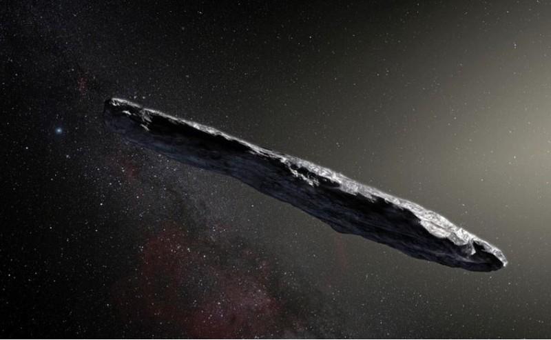 Quét vật thể lạ nghi công nghệ ngoài hành tinh - ảnh 1