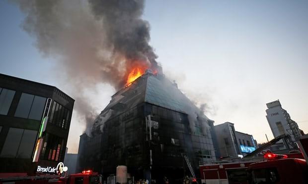 Cháy lớn tại Hàn Quốc, 29 người thiệt mạng - ảnh 2