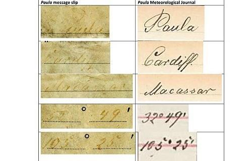 Phát hiện lá thư trong chai lâu đời nhất thế giới - ảnh 2