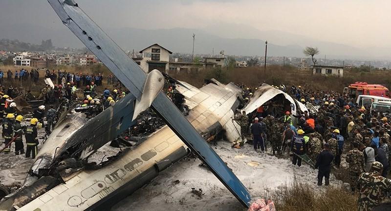 Máy bay rơi ở Nepal: Ít nhất 49 người chết - ảnh 3