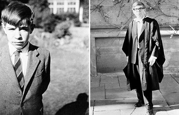Cuộc đời thiên tài Stephen Hawking qua ảnh - ảnh 2