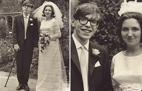 Cuộc đời thiên tài Stephen Hawking qua ảnh - ảnh 3