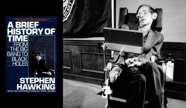 Cuộc đời thiên tài Stephen Hawking qua ảnh - ảnh 5