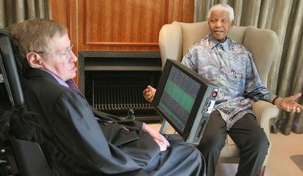 Cuộc đời thiên tài Stephen Hawking qua ảnh - ảnh 8