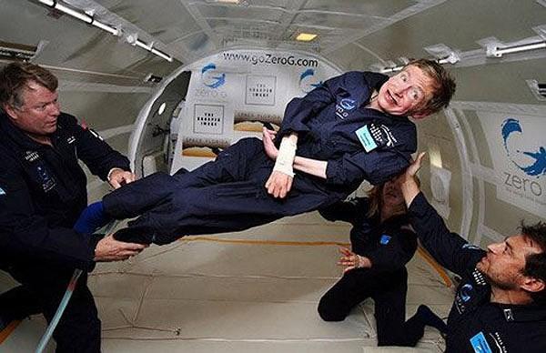 Cuộc đời thiên tài Stephen Hawking qua ảnh - ảnh 7