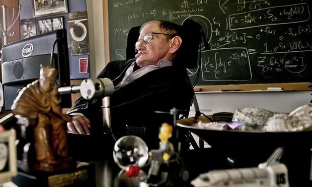 Nhà vật lý vĩ đại Stephen Hawking qua đời ở tuổi 76 - ảnh 1