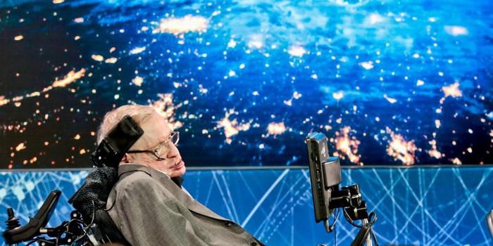 Những ngày cuối đời, GS Hawking hé lộ vũ trụ song song - ảnh 2