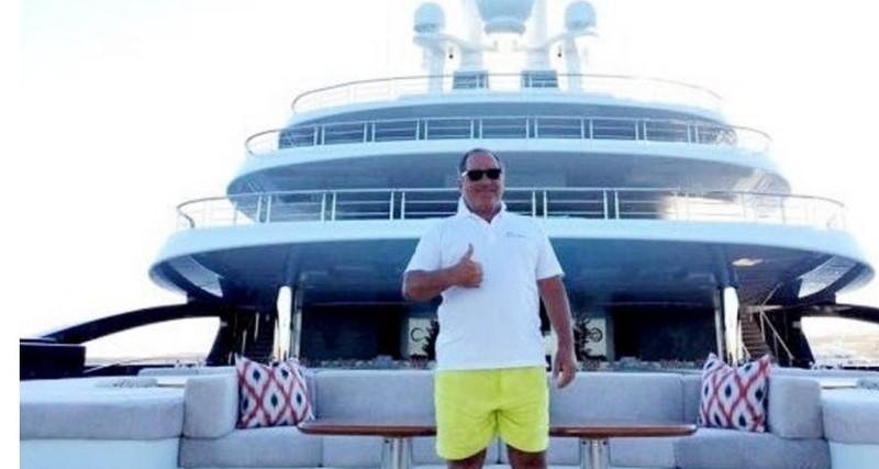 Tỉ phú Nga thua kiện, giao du thuyền 1/2 tỷ đô cho vợ cũ - ảnh 1