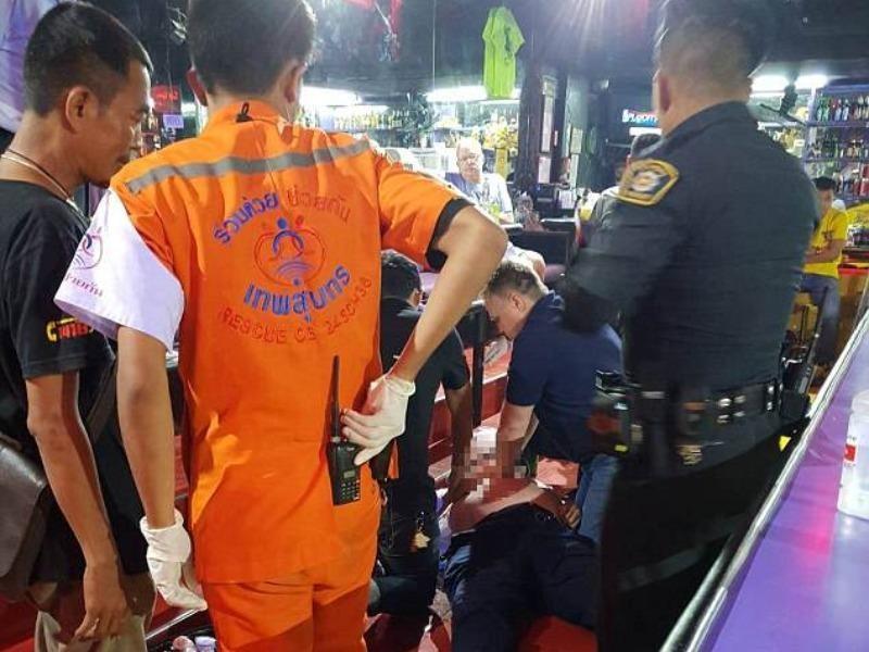 Du khách tử vong khi xem ... sexy show ở Thái Lan - ảnh 1