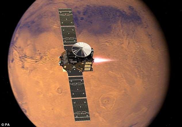 NASA và ESA quyết đưa đất đá sao Hỏa về Trái đất - ảnh 2