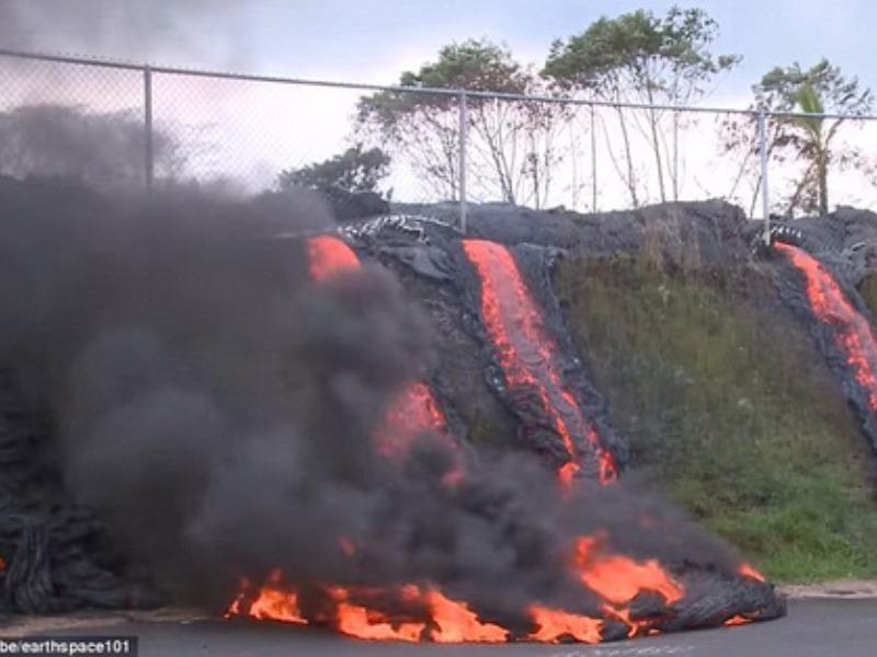 Chính quyền Hawaii phát 18.000 mặt nạ chống khói bụi cho dân - ảnh 1