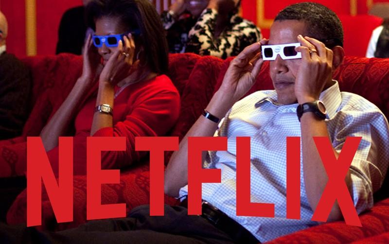 Vợ chồng cựu Tổng thống Obama sẽ sản xuất phim - ảnh 1