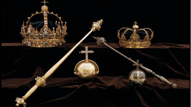 Ráo riết truy tìm vương miện Hoàng gia Thụy Điển bị đánh cắp - ảnh 1