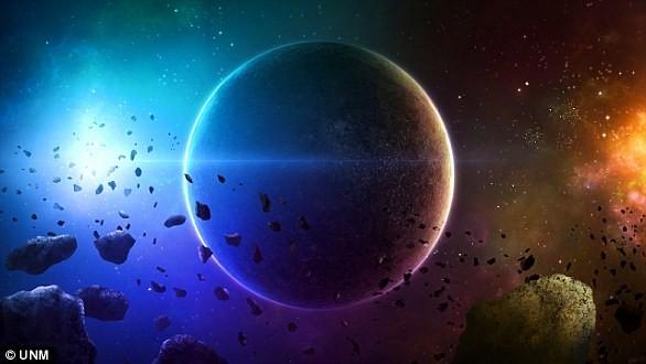 Phát hiện thiên thạch 4,56 tỉ năm tuổi - ảnh 1