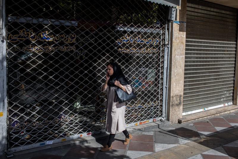 Mỹ tái áp đặt trừng phạt, Iran đánh tiếng muốn đối thoại - ảnh 2