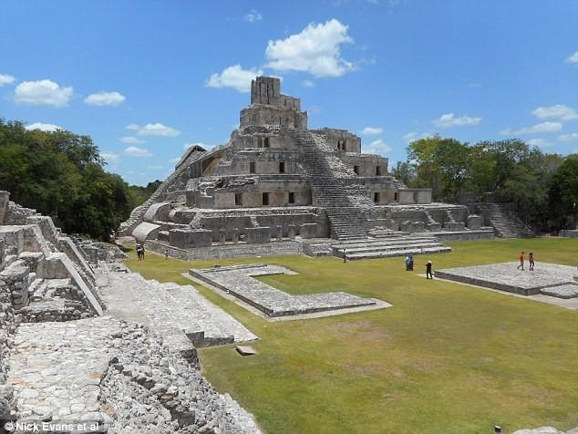 Hé lộ nguyên nhân nền văn minh Maya huyền bí sụp đổ - ảnh 1
