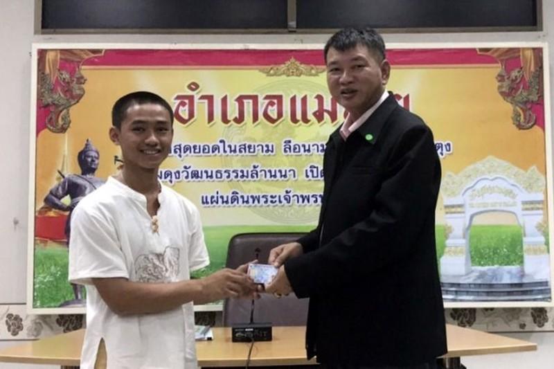 Thái Lan cấp quốc tịch cho 4 thành viên đội bóng Lợn hoang - ảnh 1
