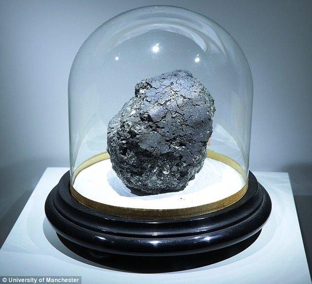 Thiên thạch 4,5 tỉ năm hé lộ nguồn gốc của sự sống - ảnh 1