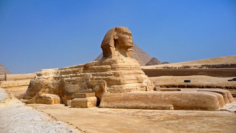 Tìm thấy thêm tượng nhân sư cổ ở Ai Cập - ảnh 3