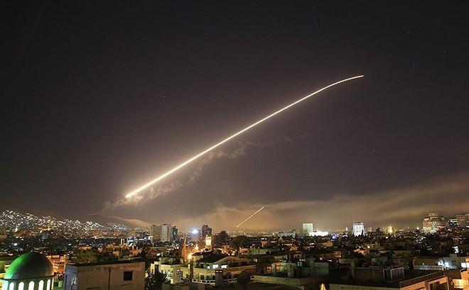 Nga: Mỹ-Anh-Pháp có thể sẽ lại không kích Syria  - ảnh 1