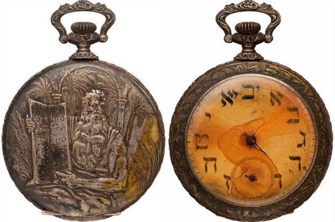 Đồng hồ của nạn nhân tàu titanic được bán với giá khủng - ảnh 1