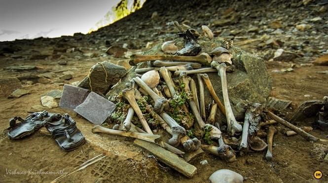 Bí ẩn hồ xương người trên đỉnh Himalaya - ảnh 2