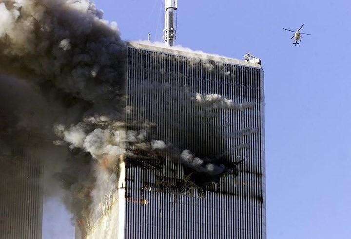 Những hình ảnh ám ảnh mãi về ngày 11-9 - ảnh 1