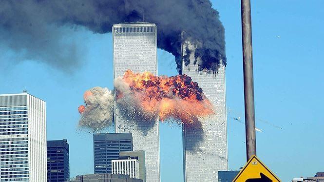 Những hình ảnh ám ảnh mãi về ngày 11-9 - ảnh 4