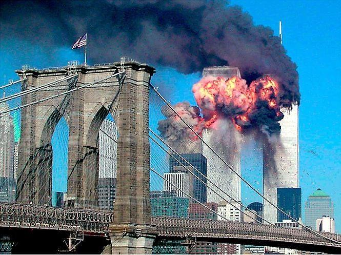 Những hình ảnh ám ảnh mãi về ngày 11-9 - ảnh 5