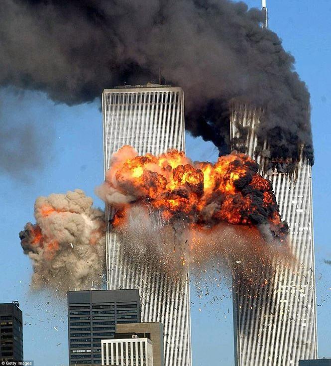 Những hình ảnh ám ảnh mãi về ngày 11-9 - ảnh 9